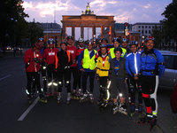 Sunrise Marathon Check 21.09.2008